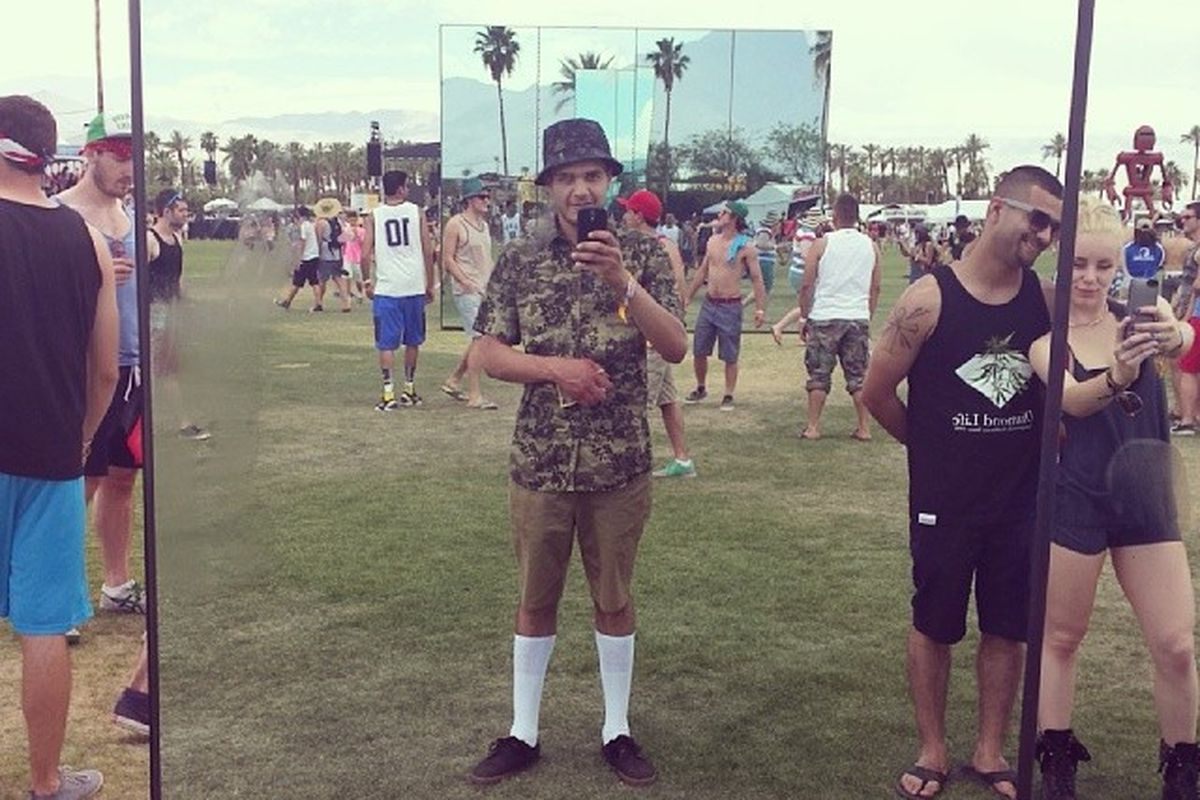 Instagram Is Down, Which Means No Coachella Selfies (Updated)