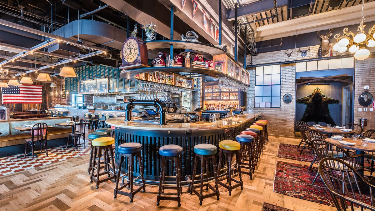 The New St Anselm Brings Classy Lived In Vibes To Union Market