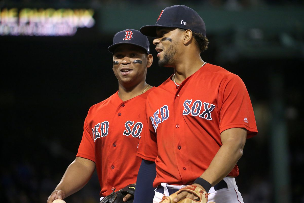 Boston Red Sox Offseason: Who picks up the slack if J.D. Martinez and Mookie Betts both leave?