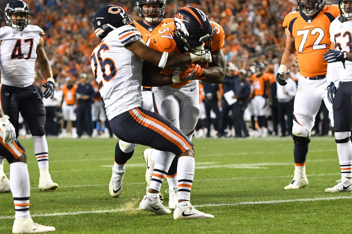 ba623435 Royce Freeman first Broncos' rookie RB to start Week 1 since TD in ...