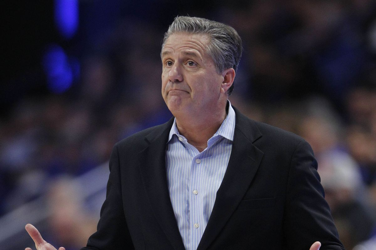 NCAA Basketball: Mount St. Mary's at Kentucky