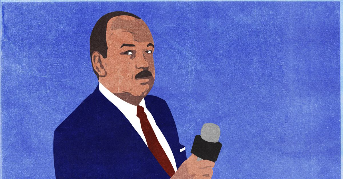 """Remembering """"Mean"""" Gene Okerlund, the Everyman Who Lived at the Center of Pro Wrestling"""