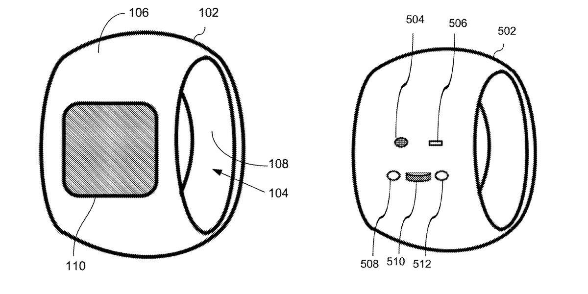 apple smart ring patent application