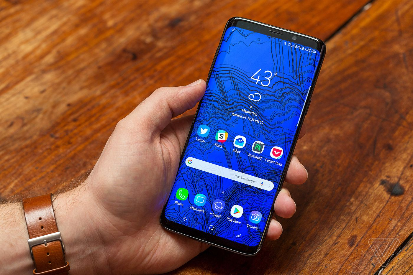 Samsung Galaxy S9 review: predictably great, predictably