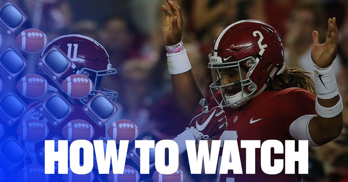 Tennessee Vs Alabama 2017 Live Stream Time And How To