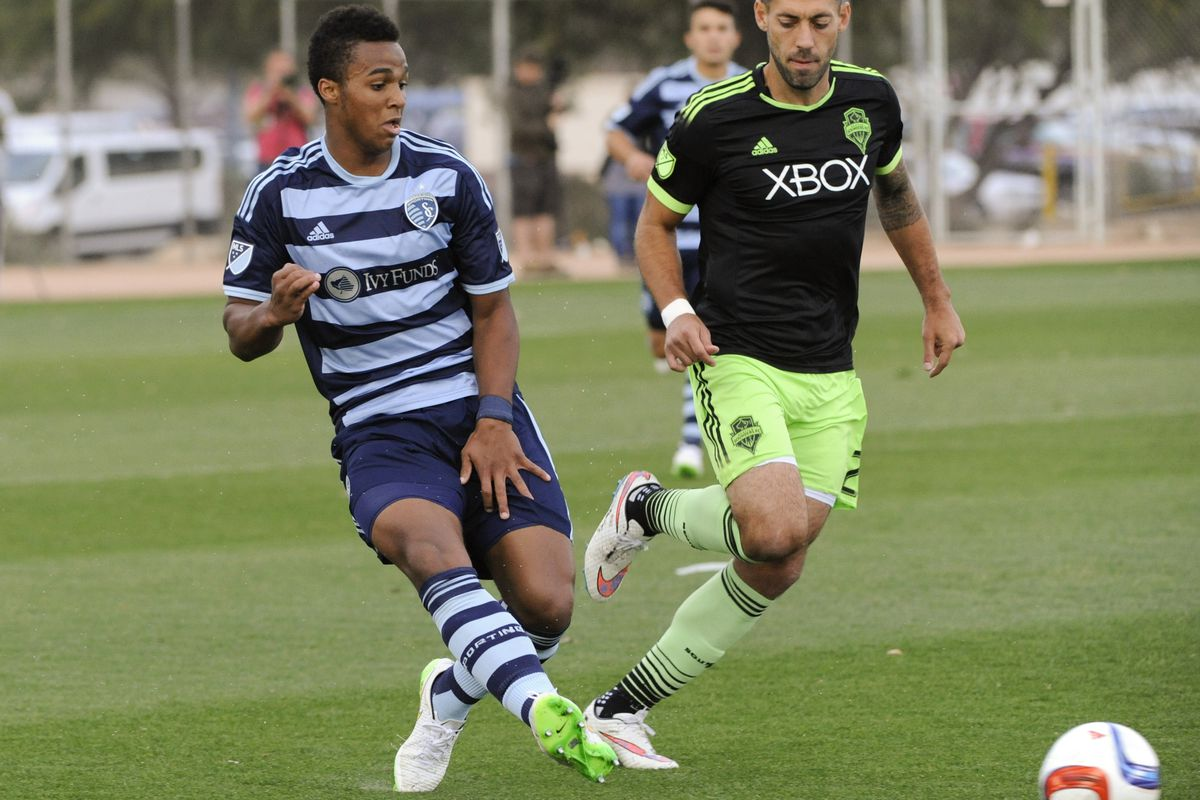 Sporting KC's Palmer-Brown may be on the move soon
