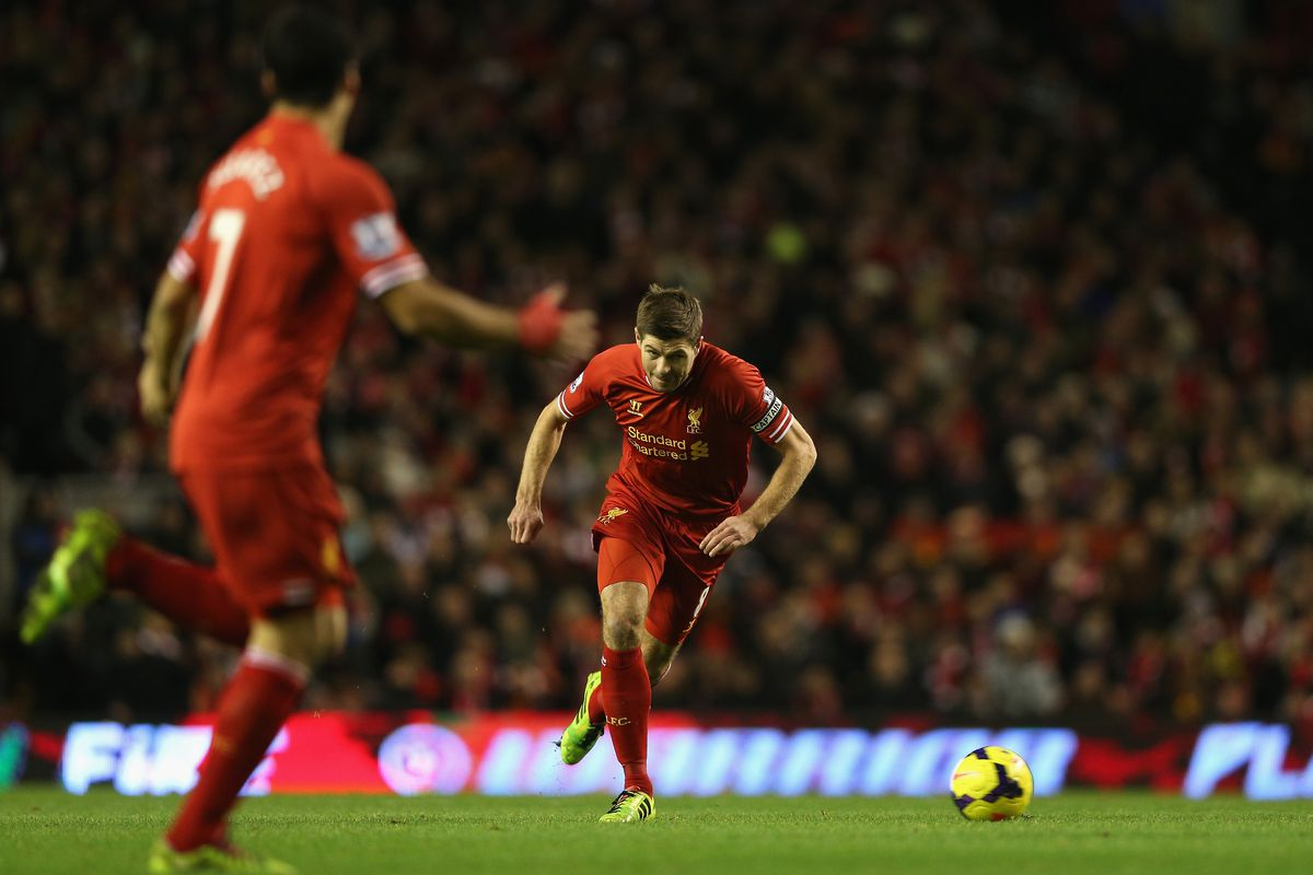 Is a big return for Steven Gerrard on the cards?