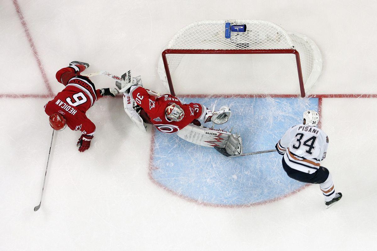 Edmonton Oilers v Carolina Hurricanes: Game 7
