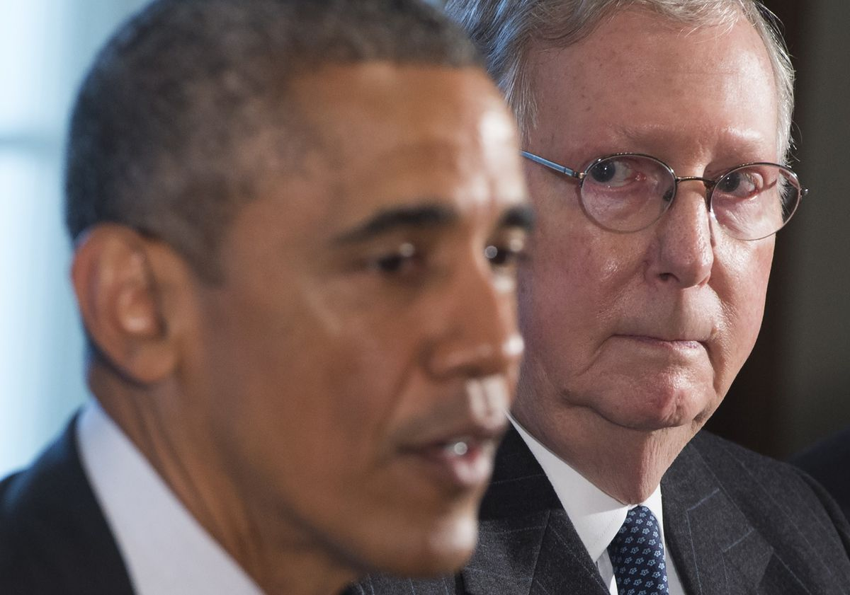 obama and mcconnell