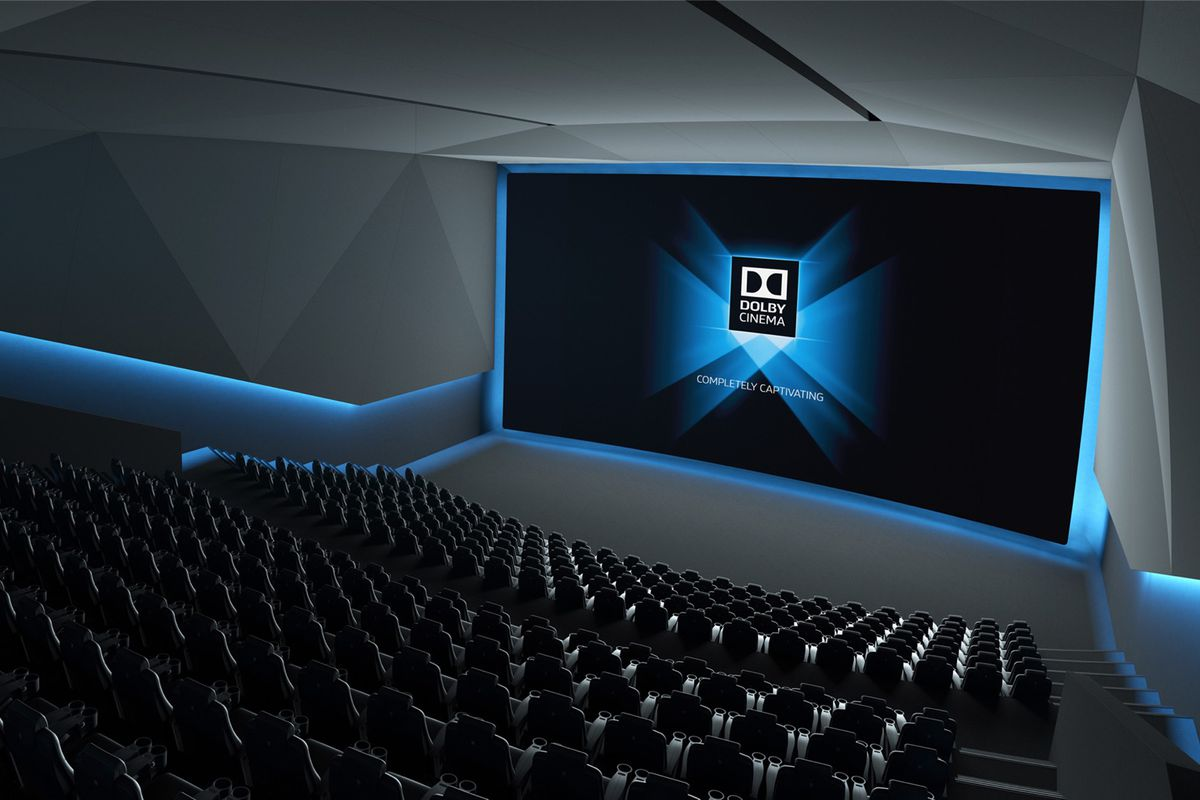amc and dolby team up to make the laser powered movie theaters of the future the verge. Black Bedroom Furniture Sets. Home Design Ideas