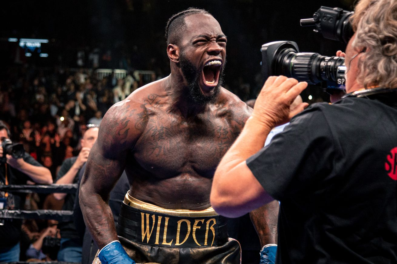 Deontay Wilder vs Dominic Breazeale   May 18  2019 05 18 2019 Fight Ryan Hafey   Premier Boxing Champions8.0 - Roundup (June 1, 2019): Wilder-Fury II, Joshua-Ruiz, more