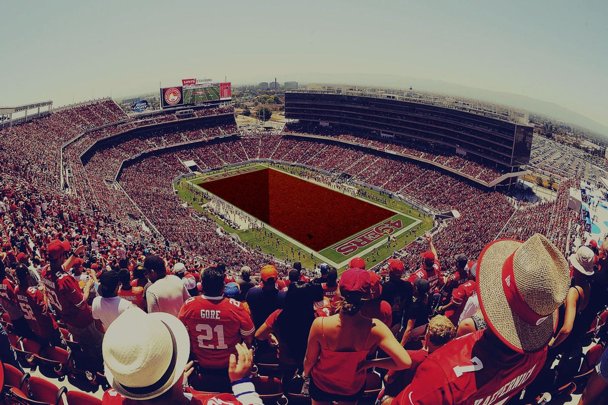 Levis Stadium Capacity >> San Francisco S Er Santa Clara S Billion Dollar Blunder The Ringer