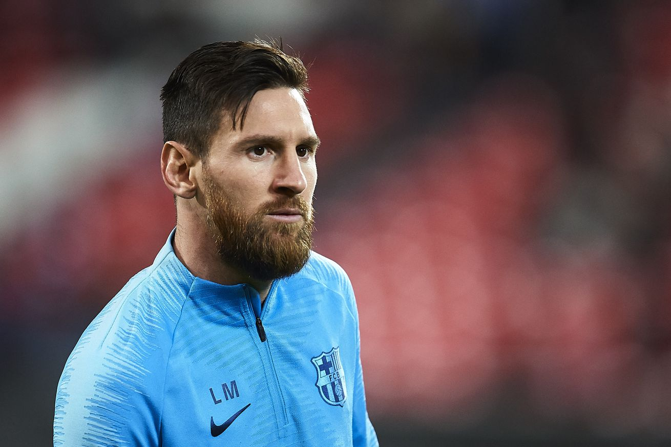 Real Valladolid boss tells Messi to stay on the sofa