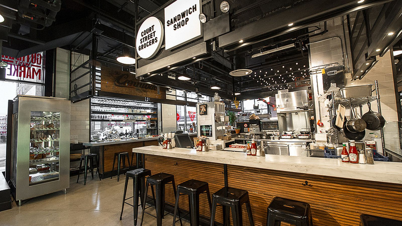 The 23 most anticipated food halls in the country eater for W kitchen cafe gandaria city