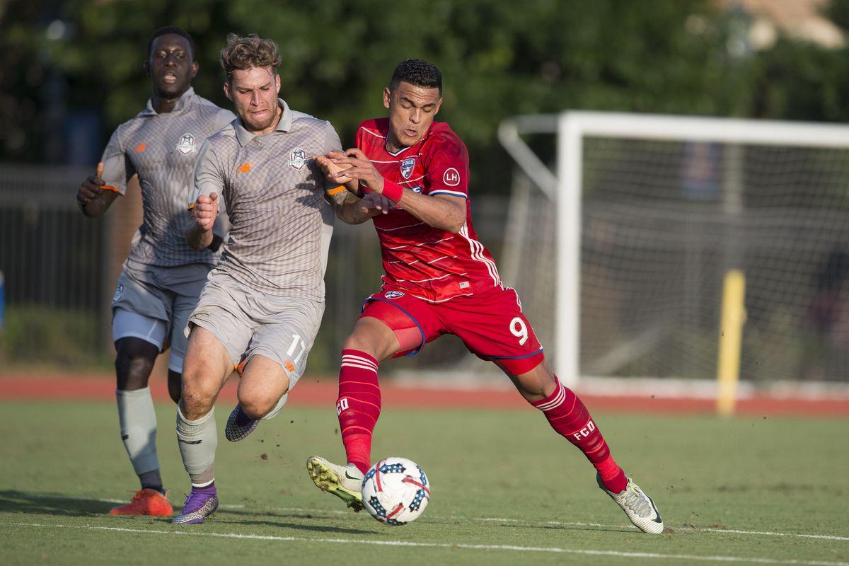 MLS: U.S. Open Cup-Tulsa Roughnecks FC at FC Dallas