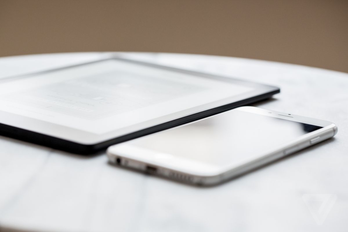 The Kobo Aura One is a big, thin, water-resistant e-reader