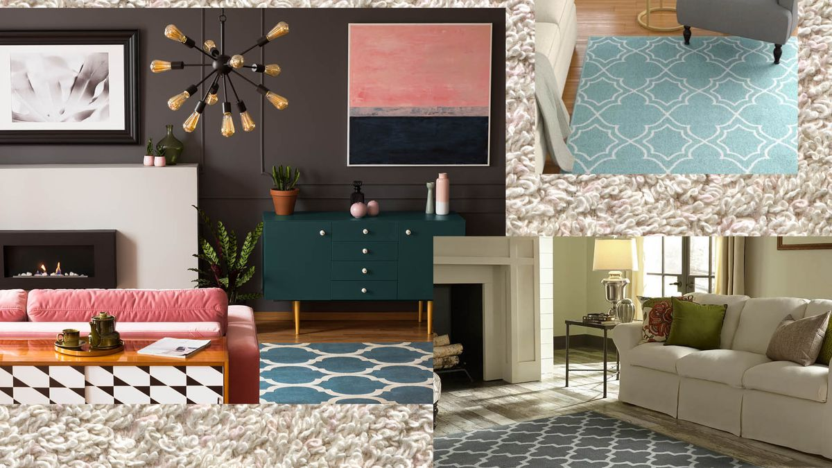 Decorating With Quatrefoil Rugs Curbed