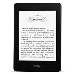 """<b>Kindle Paperwhite</b><br> The Kindle Paperwhite is super-light and holds a ton of books: no more packing books and wasting suitcase space. (It's also visible in the sun, unlike an iPad.) The <a href=""""http://www.amazon.com/dp/B00JG8GOWU/ref=fs_kp"""">Pape"""