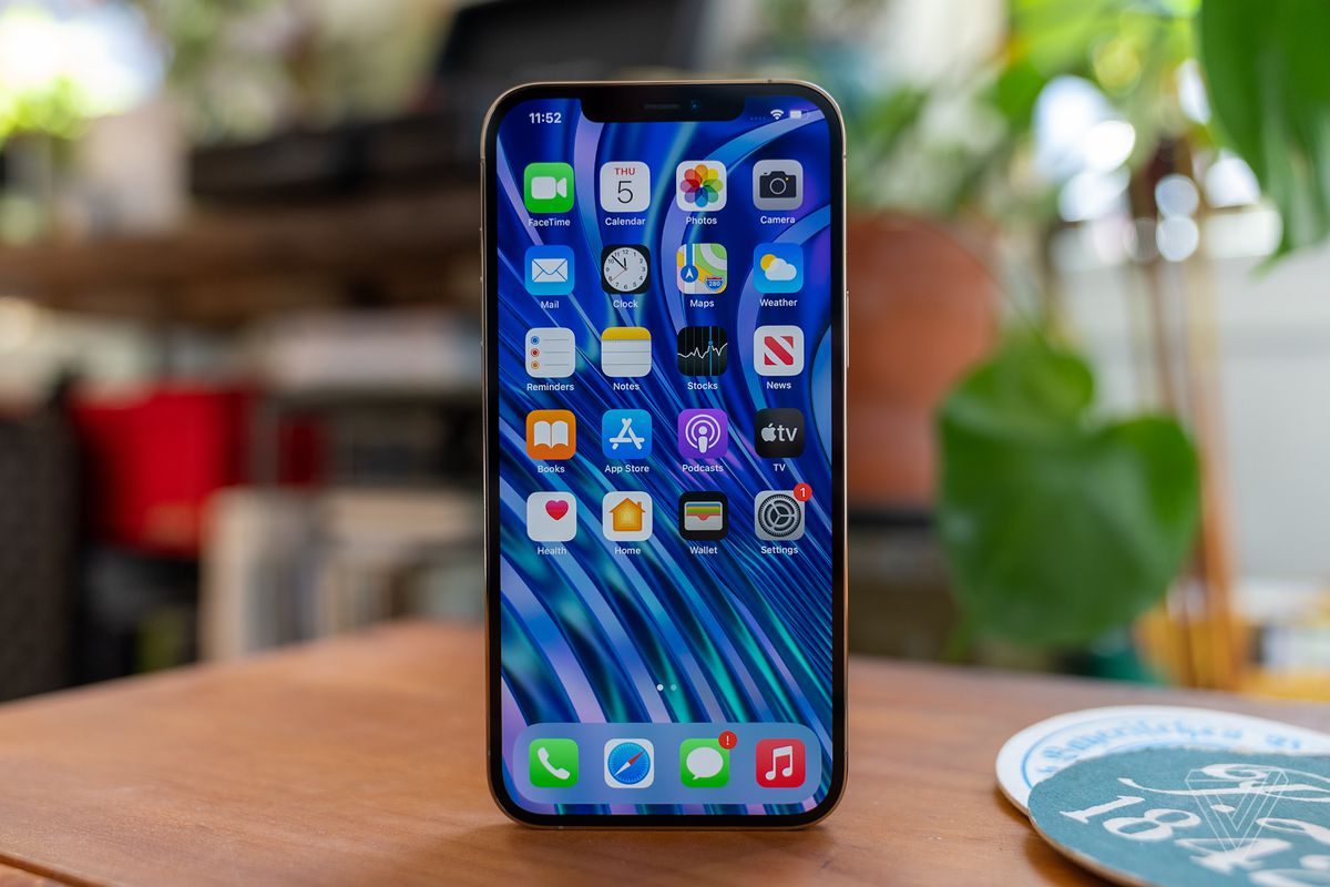The iPhone 12 Pro Max is huge, but it has the best camera system on a smartphone
