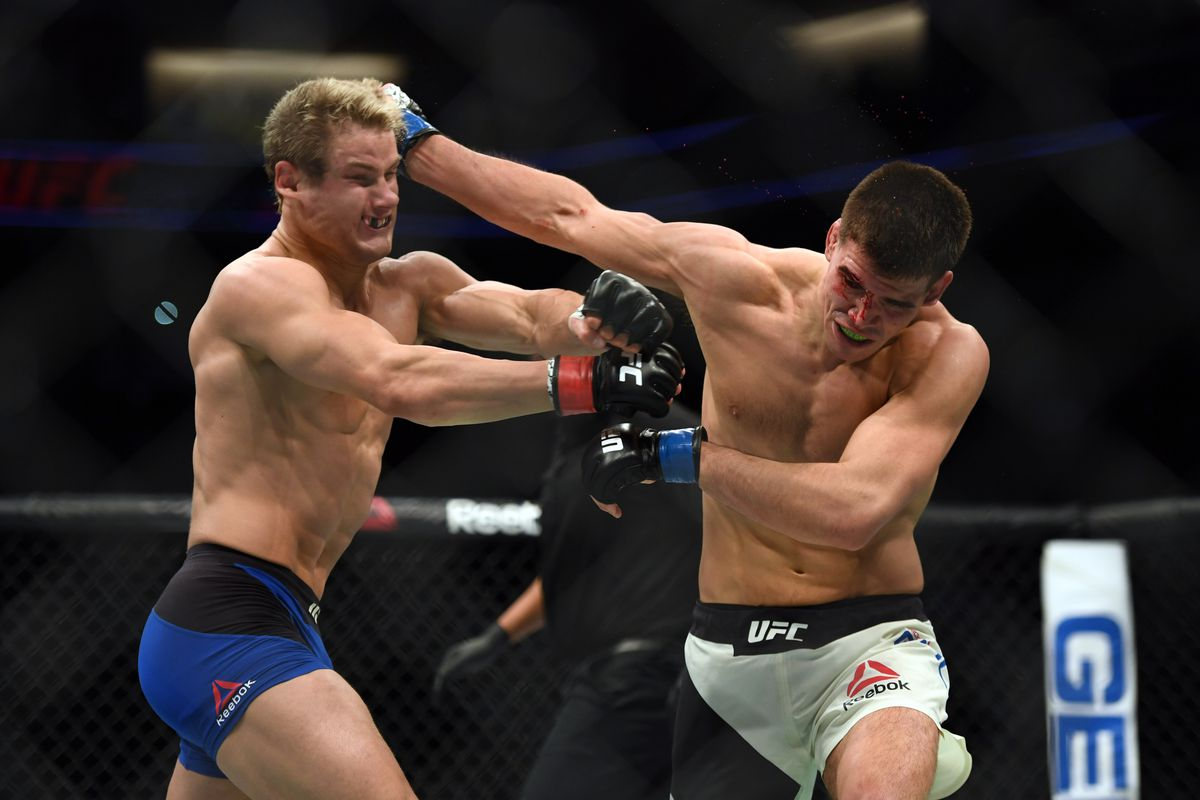 Sage Northcutt Returning To 155 Ill Be Going Back Down