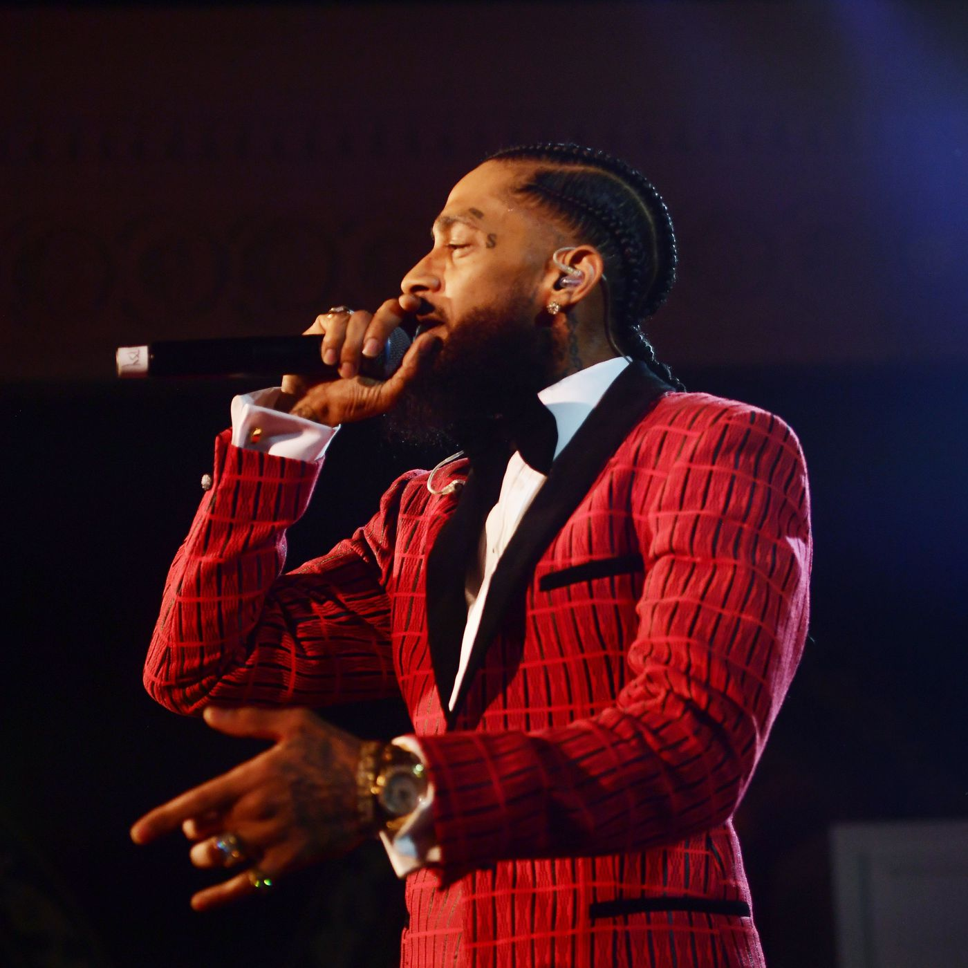Rapper Nipsey Hussle His Life Journey From Crips To