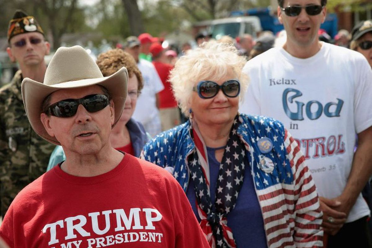 ddfc45a95336 Hoosiers welcome President Trump: 'He wants our freedom to go forward'