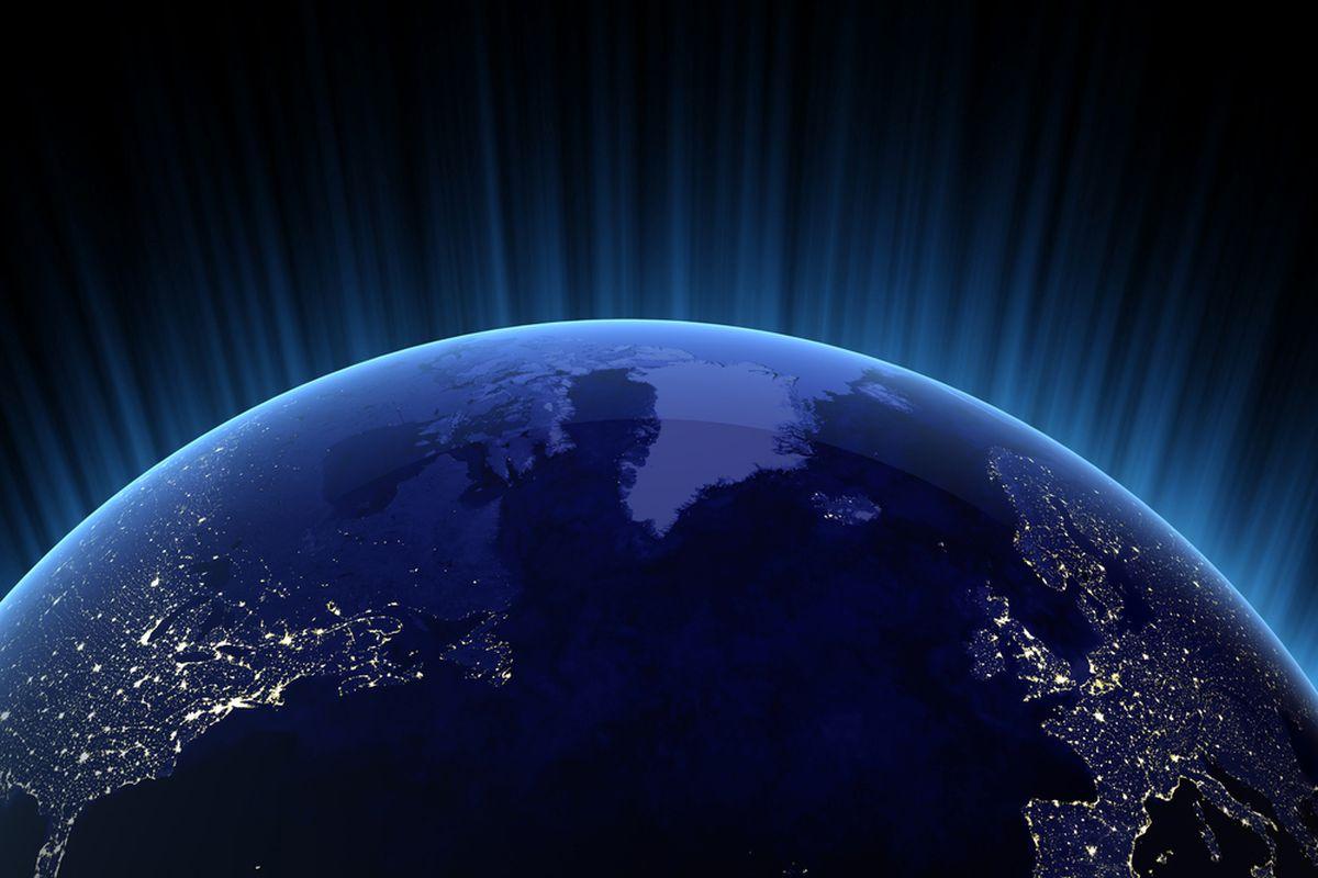 Globe (SHUTTERSTOCK)