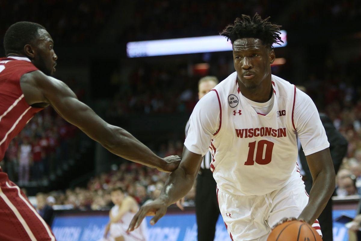 NCAA Basketball: Oklahoma at Wisconsin