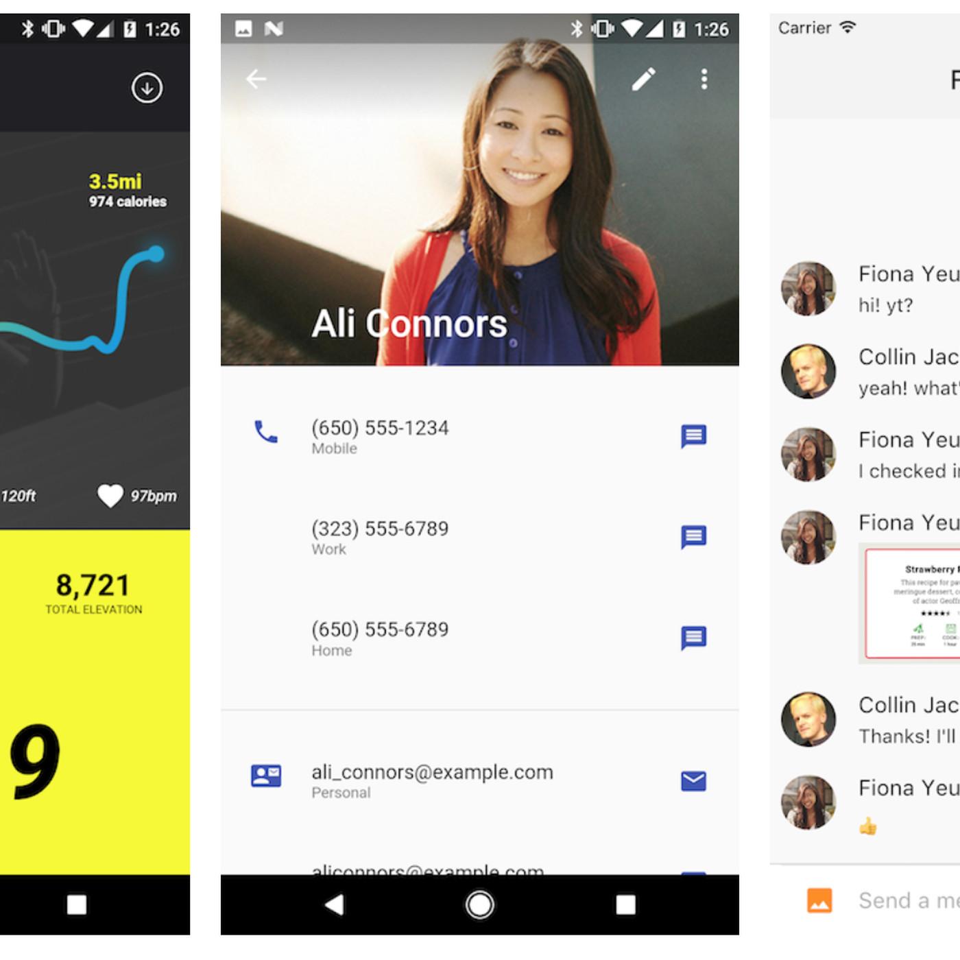 Google's Flutter app development framework is now in beta - The Verge