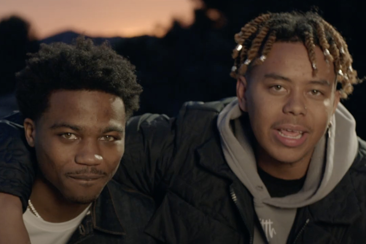 Roddy Ricch and Cordae