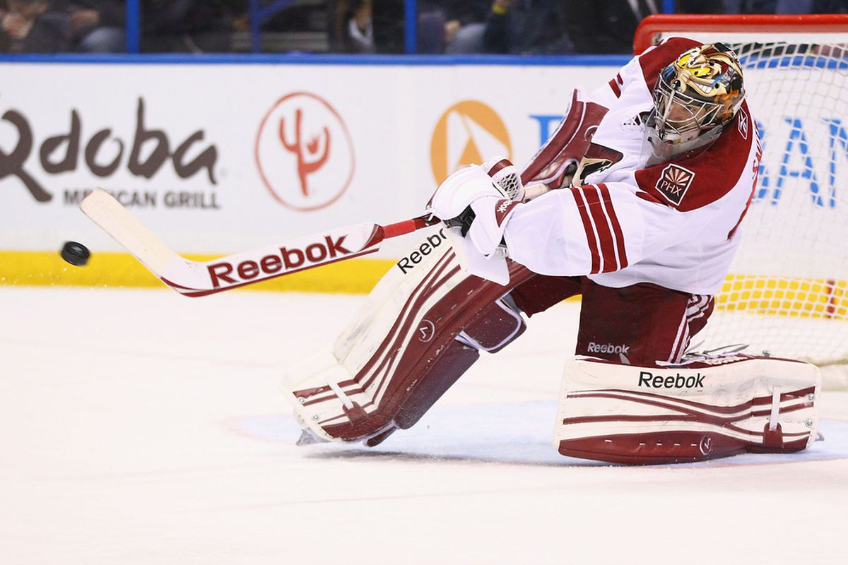 Mike Smith will play a key role in helping turn around Arizona's PK.