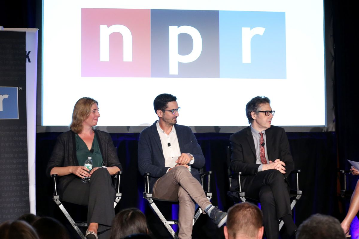 odds are if you listen to podcasts, you've heard something from NPR.