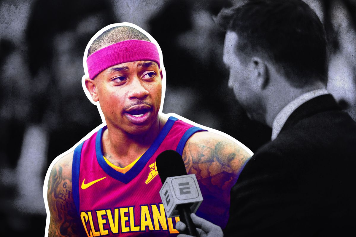 8fdb1062c8d7 Isaiah Thomas Talked His Way Out of Cleveland - The Ringer