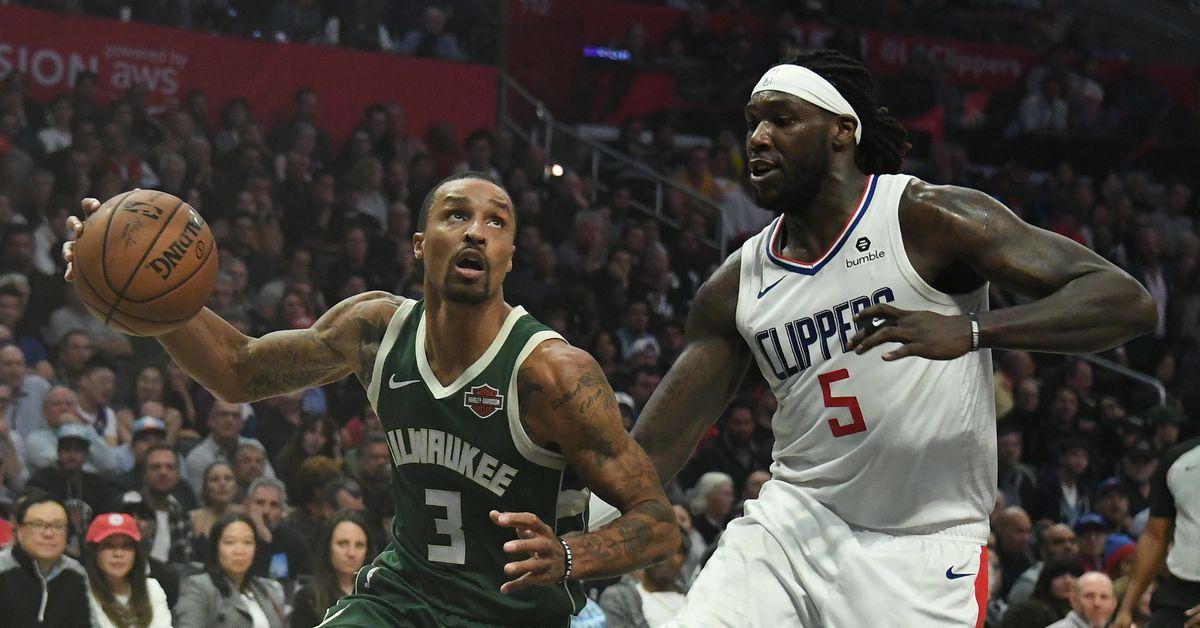 Bucks vs. Clippers Game Thread - Brew Hoop