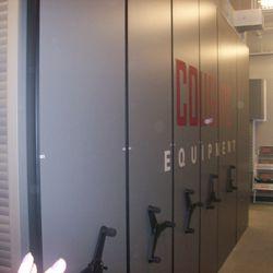 Equipment storgage