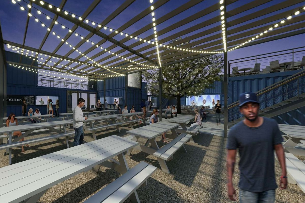 Detroit ShipYard Food Hall Drops Anchor in the Cass Corridor