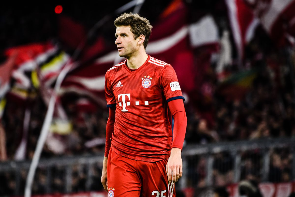 Analysis Why Thomas Muller Has Never Been Better For