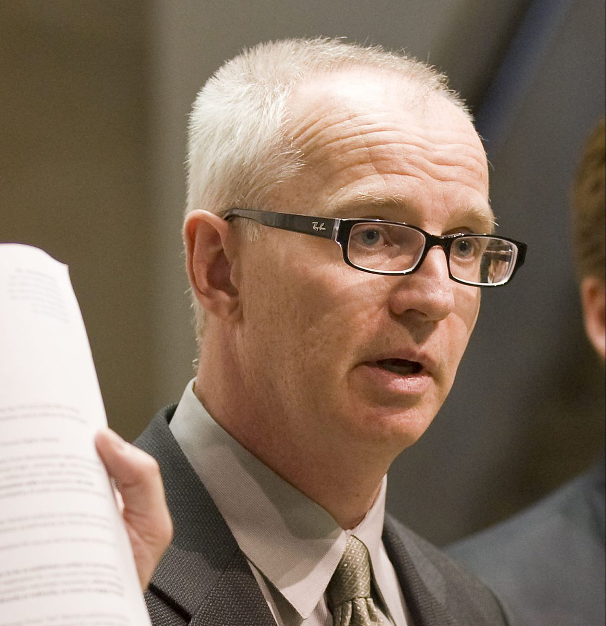 Chris Cleveland plans to file an ethics complaint over a letter to CPS parents sent by Schools CEO Forrest Claypool. | File photo