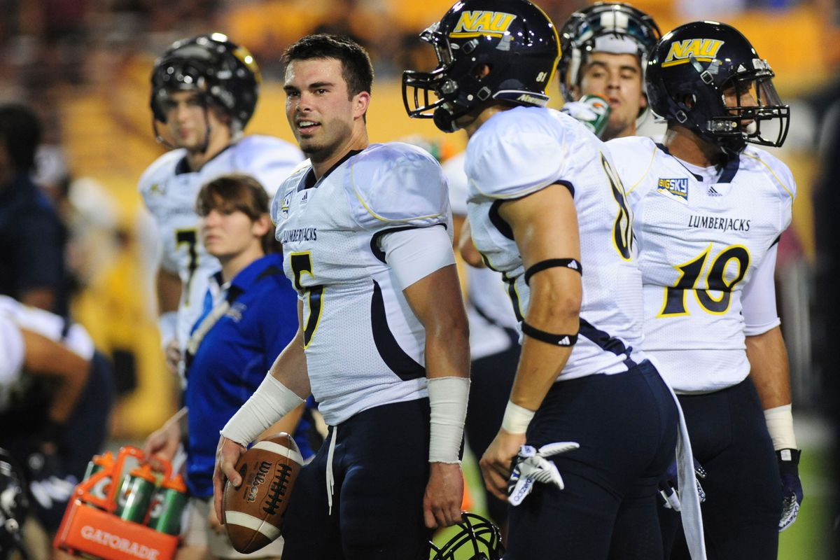 The Northern Arizona Lumberjacks are looking to make the FCS Playoffs in 2013