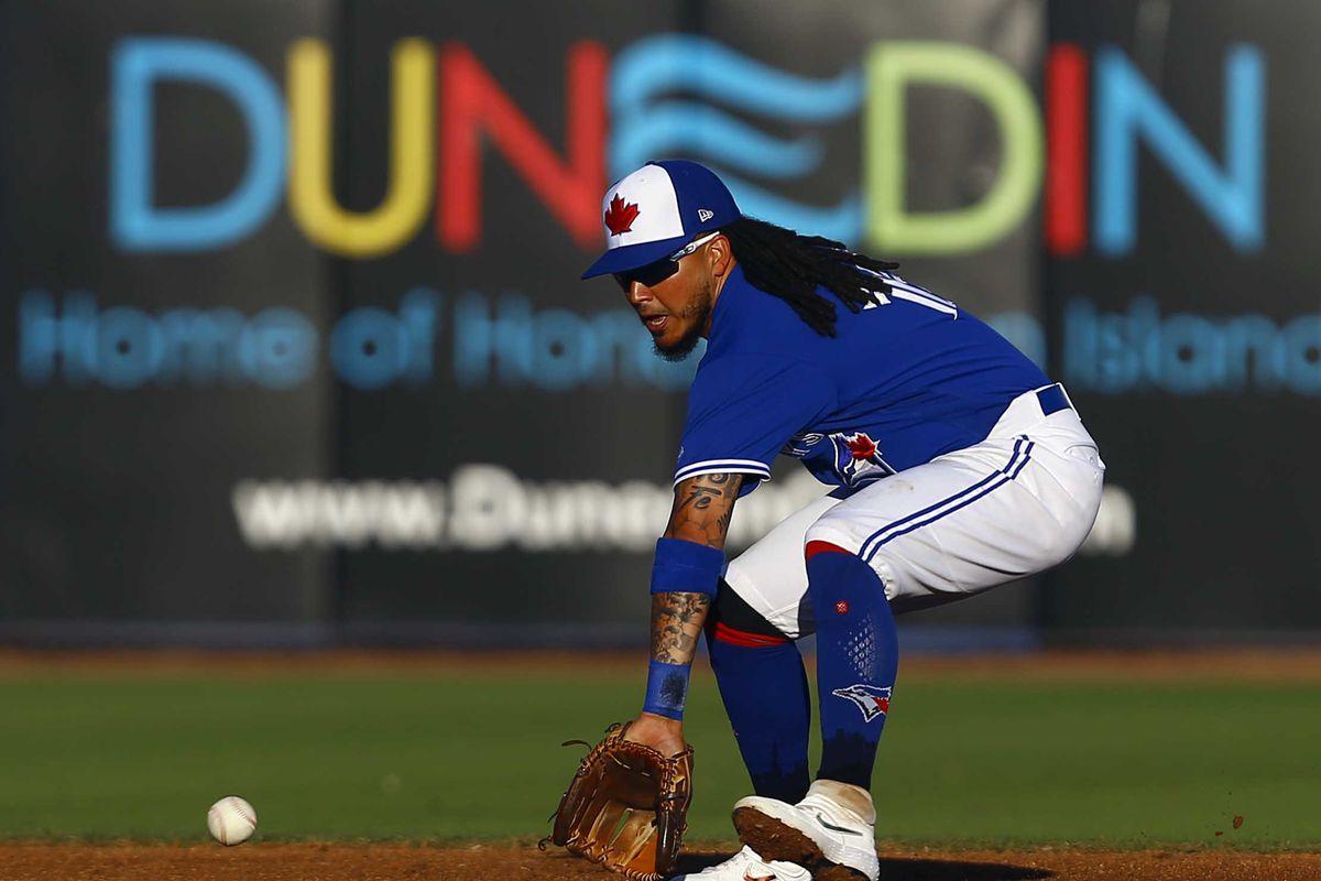 MLB: Spring Training-Baltimore Orioles at Toronto Blue Jays