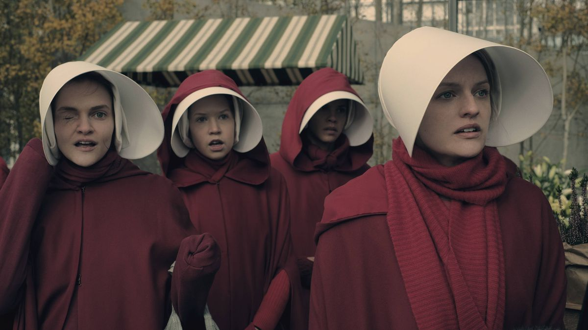 The Handmaid's Tale - Ofwarren, Offred and others