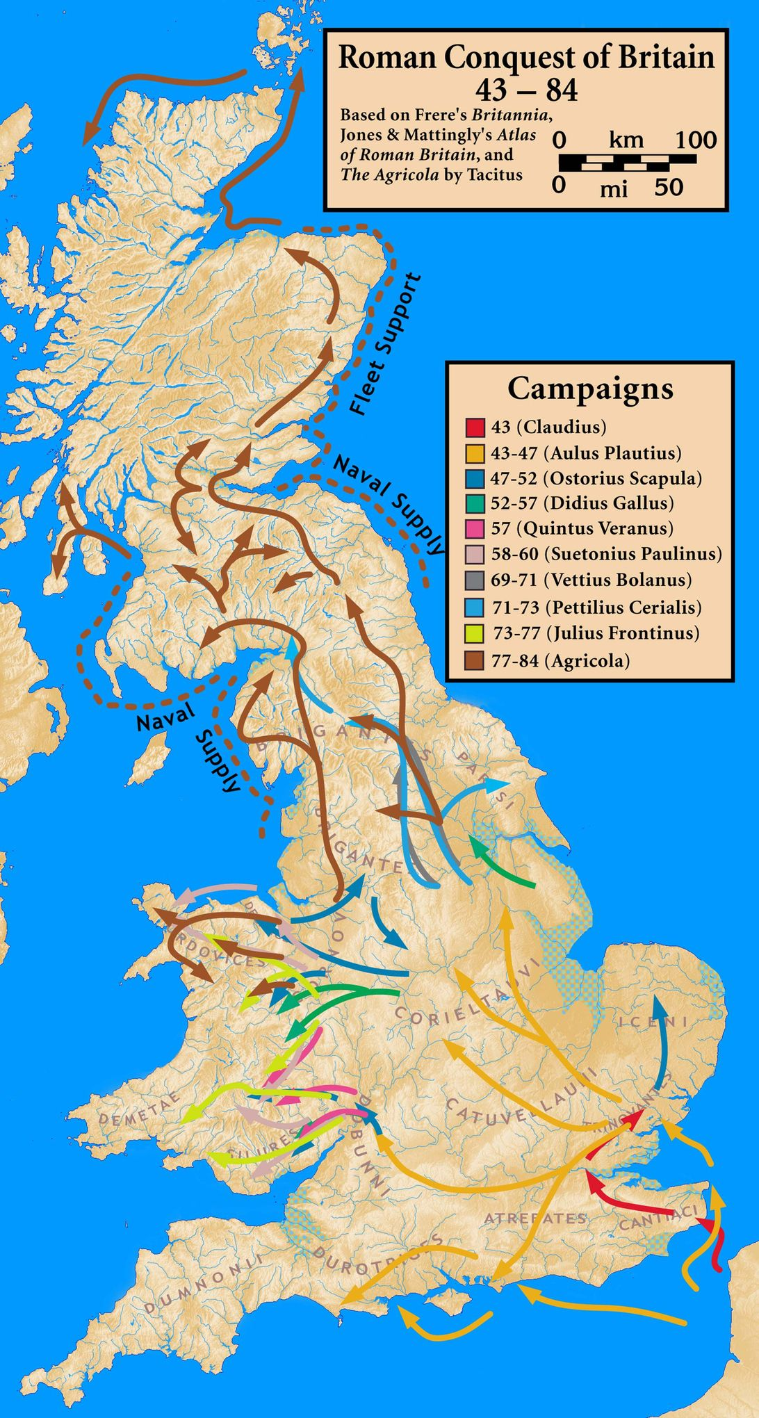 Map Of Uk 800 Ad.The Roman Empire Explained In 40 Maps Vox