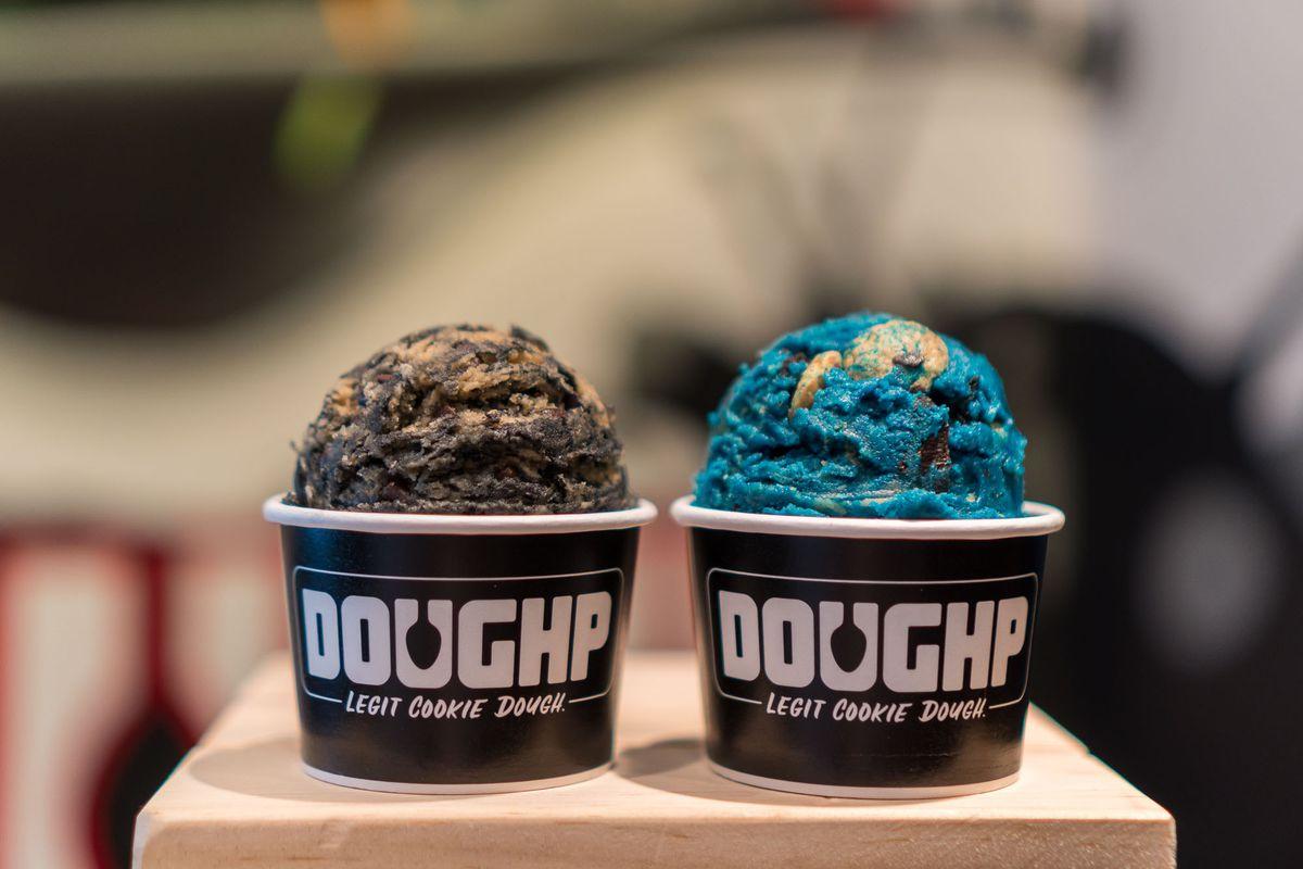 Vegas Blackout and Cookie Monsta at Doughp