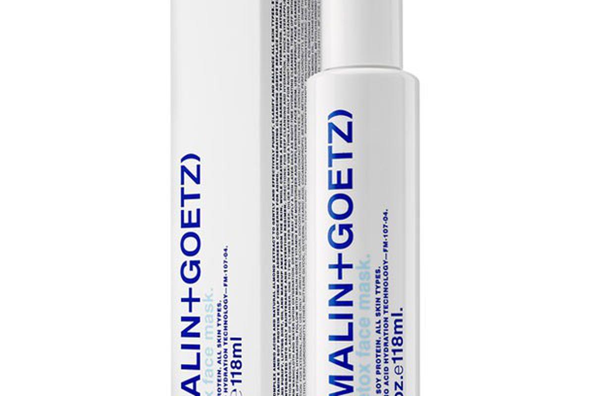 """Malin + Goetz Detox Face Mask, <a href=""""https://www.malinandgoetz.com/face/detox-face-mask"""">$40</a> at Malin + Goetz"""