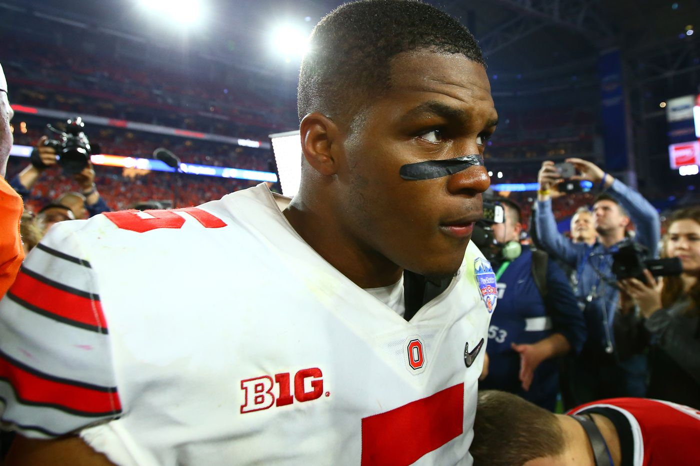 hot sale online 7d62f 5f252 Yep, Raekwon McMillan of the Dolphins was named after Wu ...
