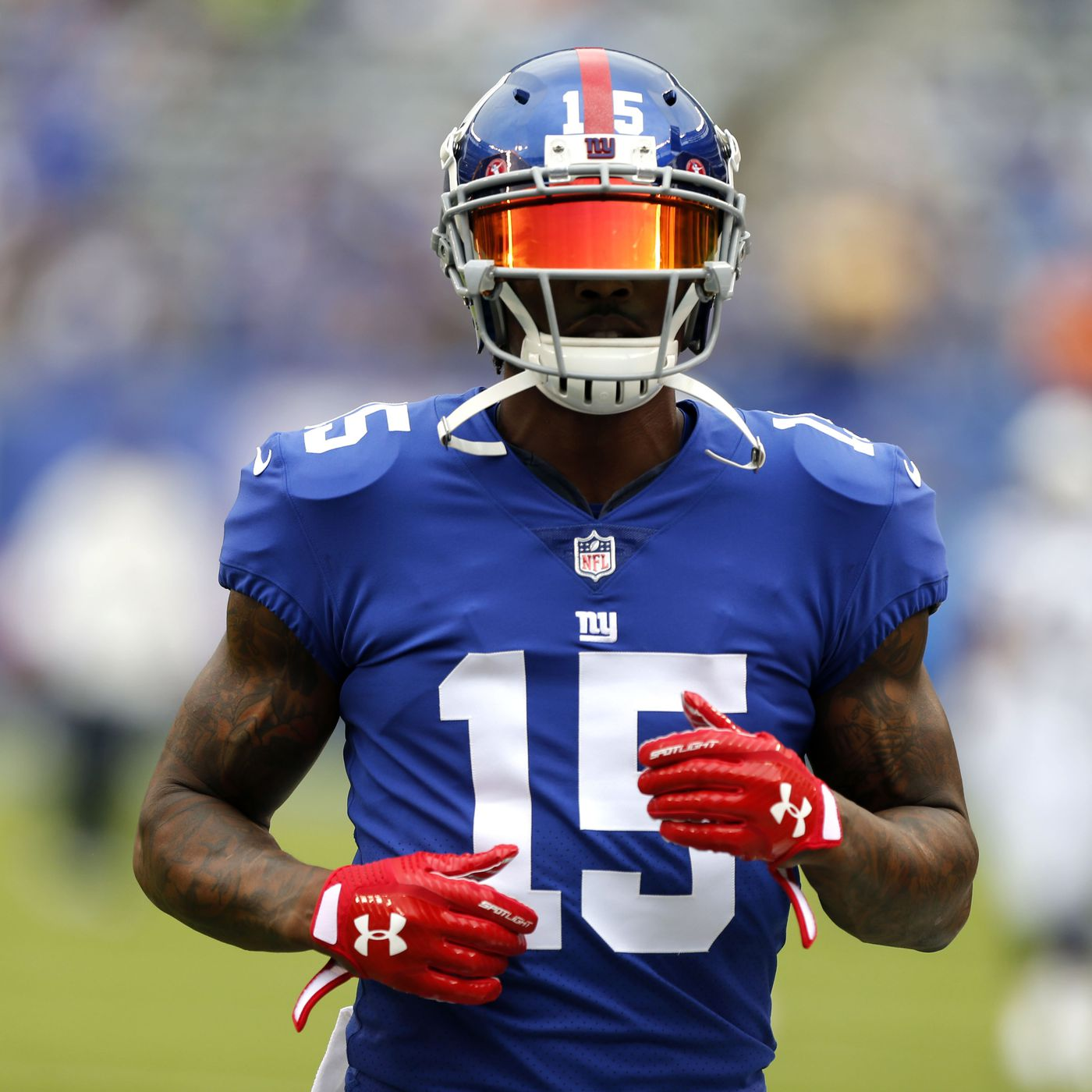 9b7221bf3cf The Giants released WR Brandon Marshall. Could this be the end of his NFL  career?