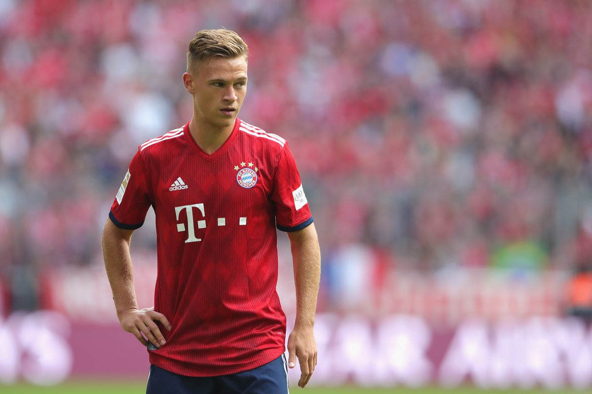 Image result for joshua kimmich bayern