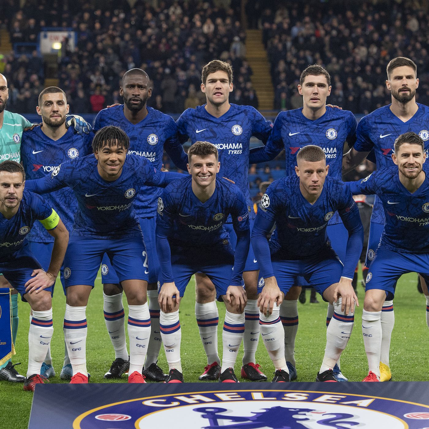 Chelsea Players Unanimously Agree 10 Per Cent Wage Reduction For Next Four Months We Ain T Got No History