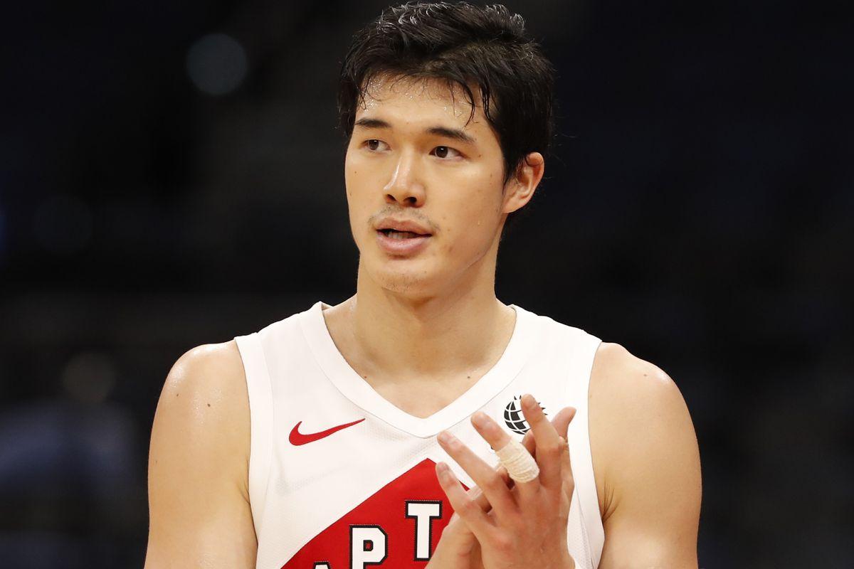 Orlando Magic v Toronto Raptors, Yuta Watanabe