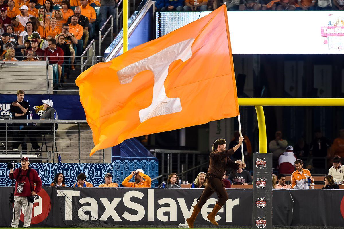 COLLEGE FOOTBALL: JAN 02 Taxslayer Gator Bowl - Indiana v Tennessee